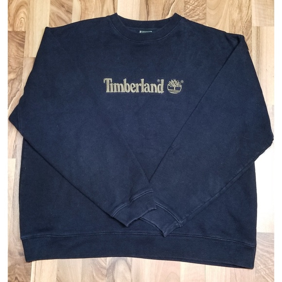 reputable site e791c 5d40d Vintage Timberland Sweatshirt. Very Soft   Comfy! M 5babaaa75c4452cb803f80c7